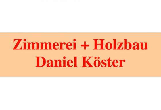 Daniel Johannes Köster