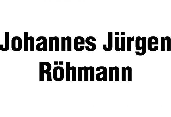 Johannes Jürgen Röhmann