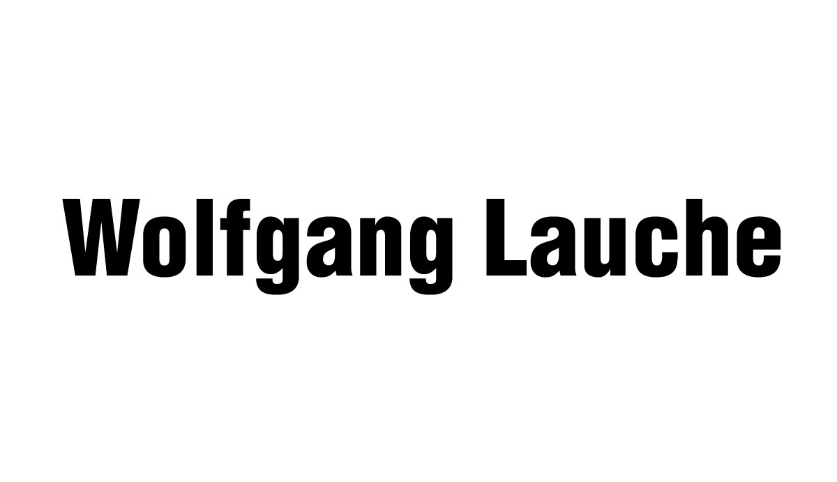 Wolfgang Lauche